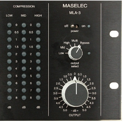 Il metering e i controlli di output