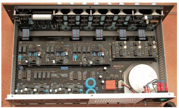 L'interno di MLA-3