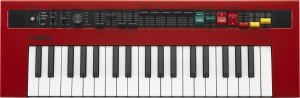 00 Il pannello di controllo adattato per l'esecuzione organistica