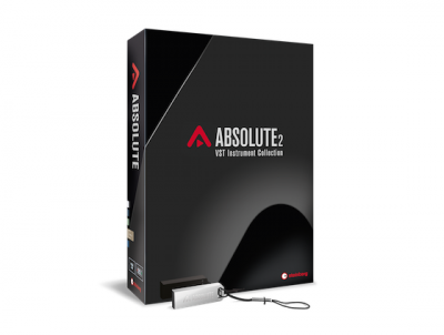 steinberg absolute 2 collection virtual instrument midiware