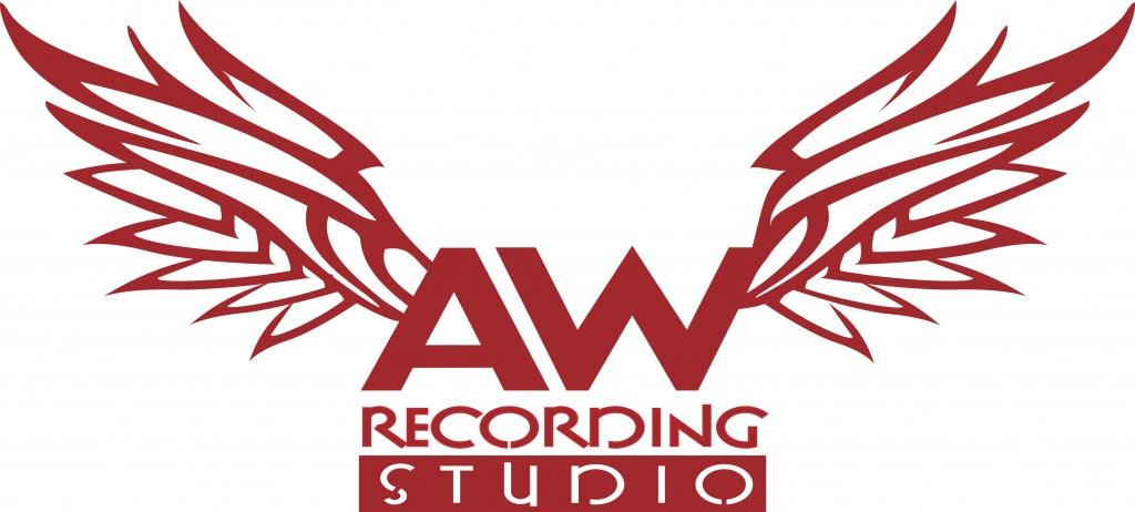 Logo AW Studio rosso
