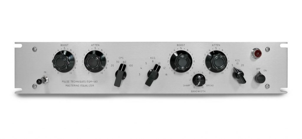 Pultec EQP-1A3 analog hardware outboard passive