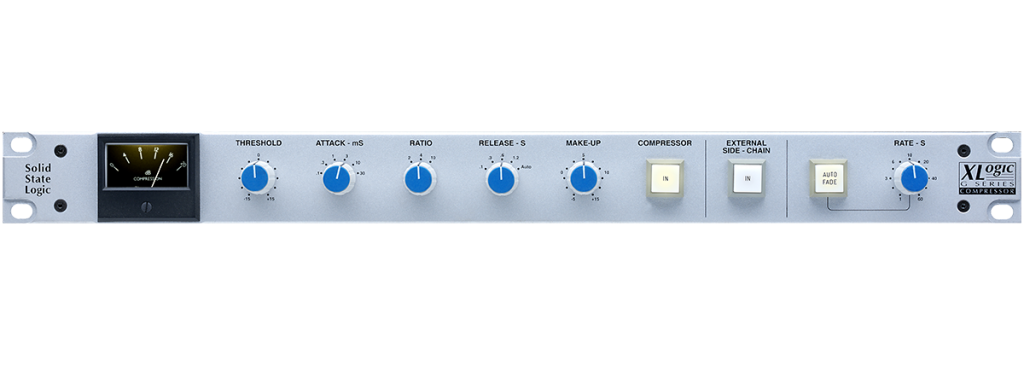 SSL Xlogic Bus Compressor