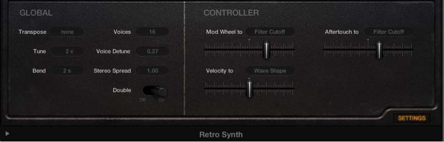 tutorial retro synth virtual instrument