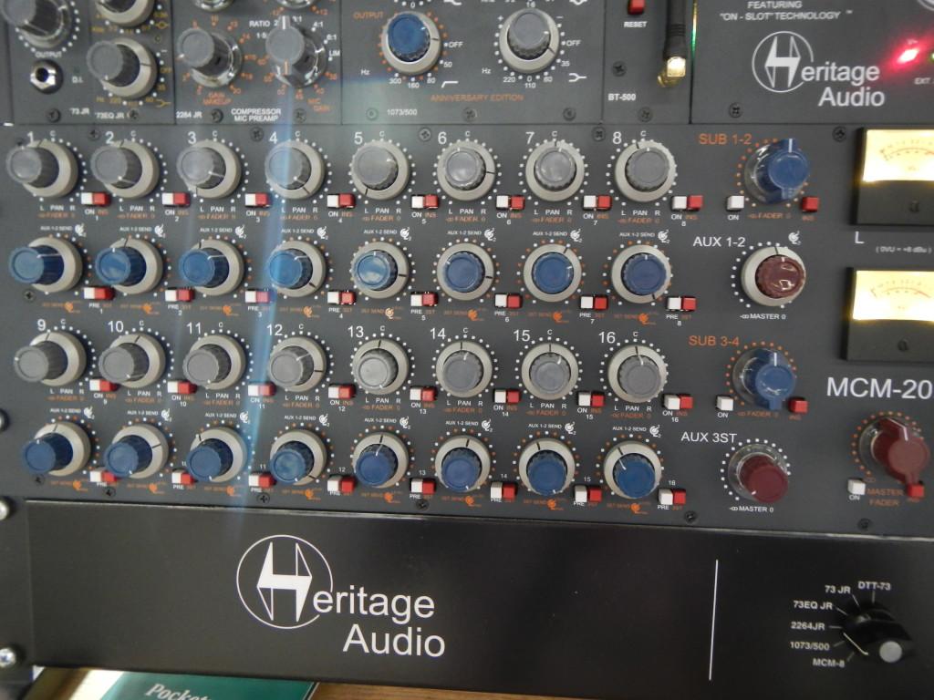 Heritage audio 2