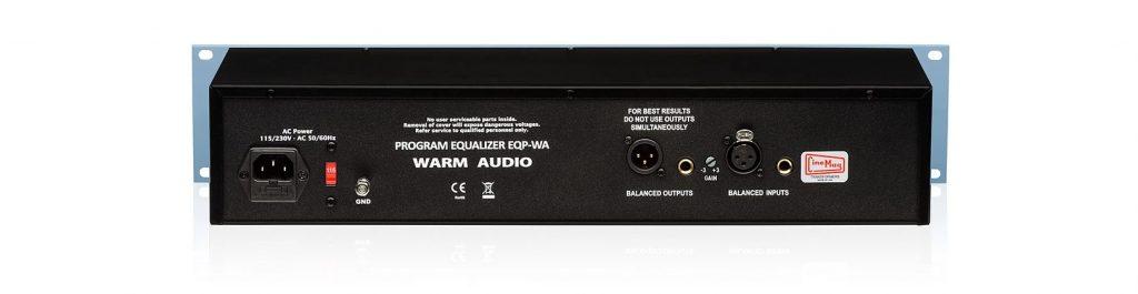 Warm Audio EQP-WA eq passivo puòtec