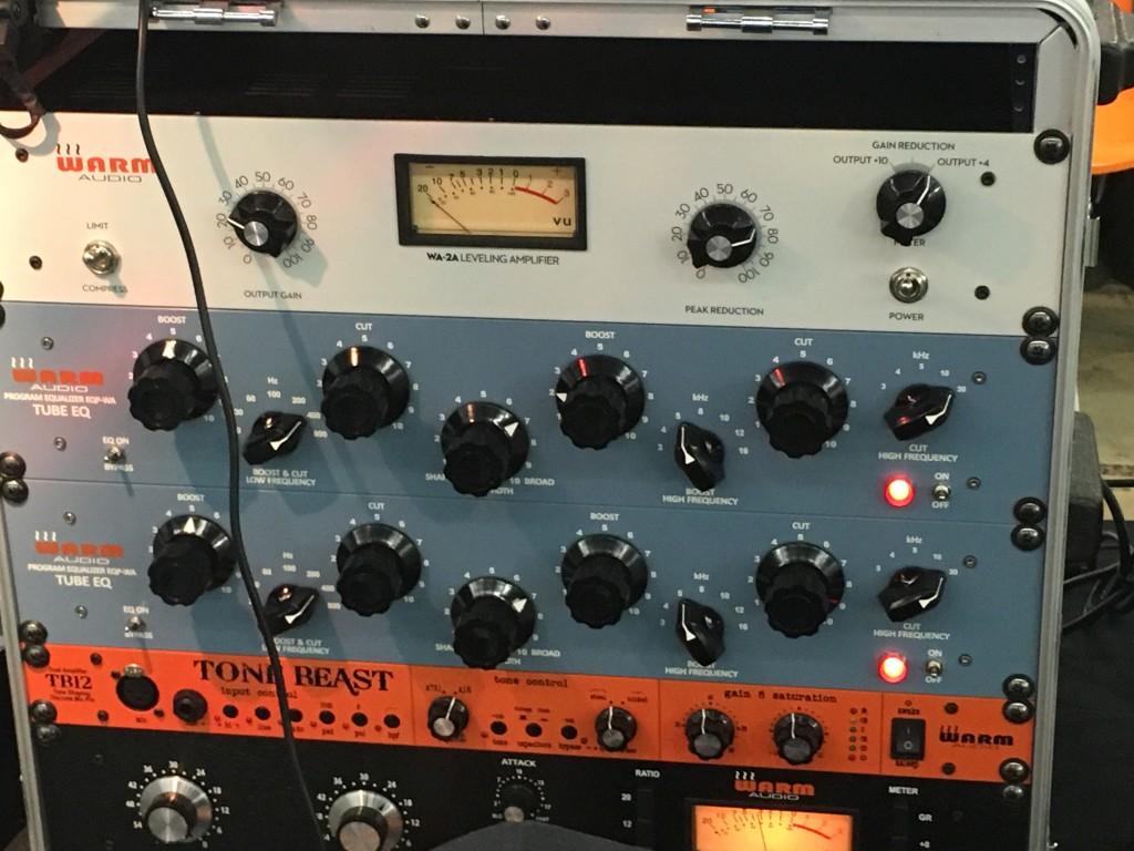 Warm Audio WA-2A Leveling amp