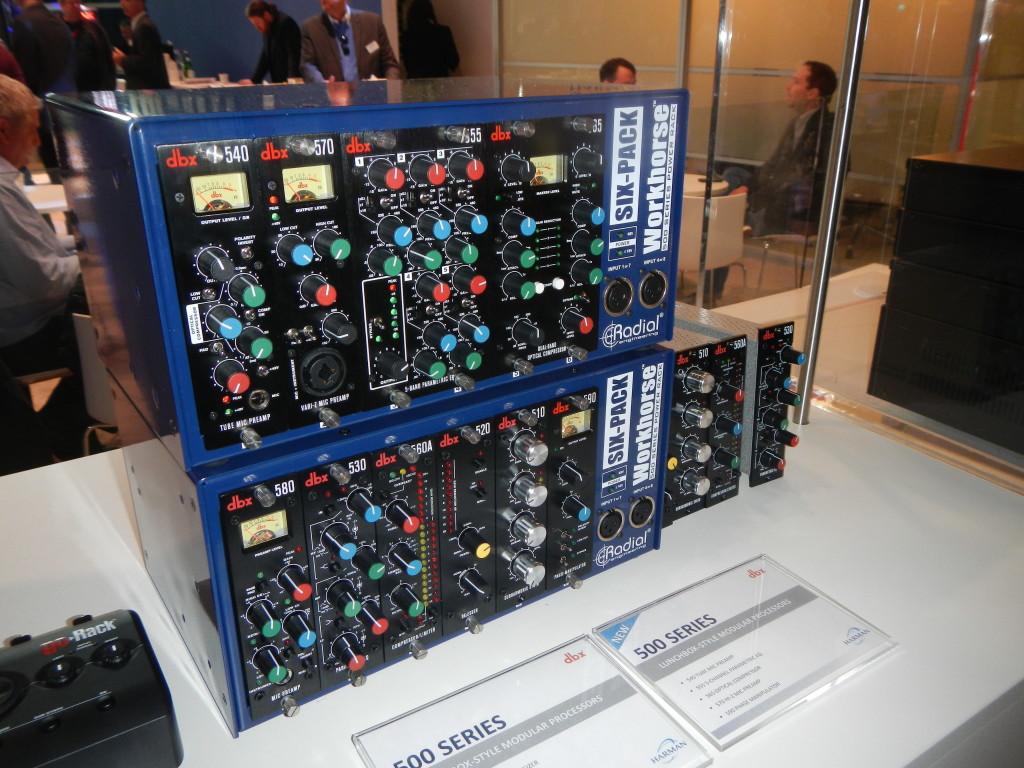 dbx modulari