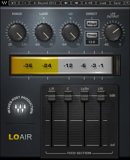 waves loair plug-in audio daw virtual