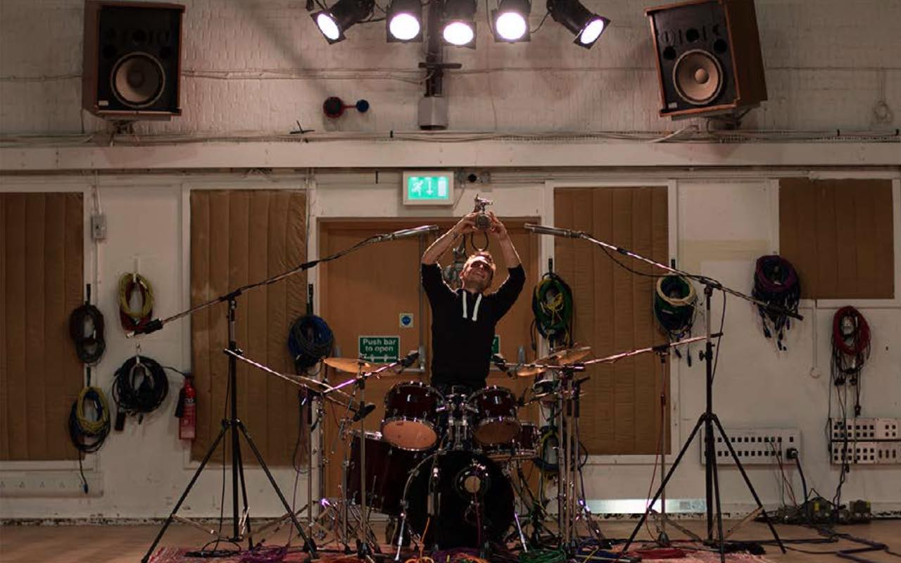Stefano Civetta intervista 2016 abbey road studios london londra recording audiofader luca pilla queen record drums