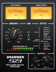 drawmer s73 softube plug-in test software mix daw audiofader andrea scansani