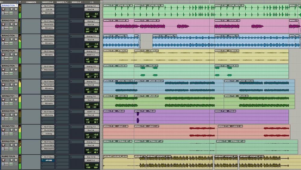 02 La struttura del brano