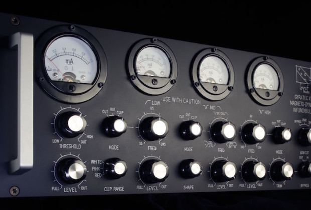 Gyraf Infundibulum hardware outboard analog mastering eq