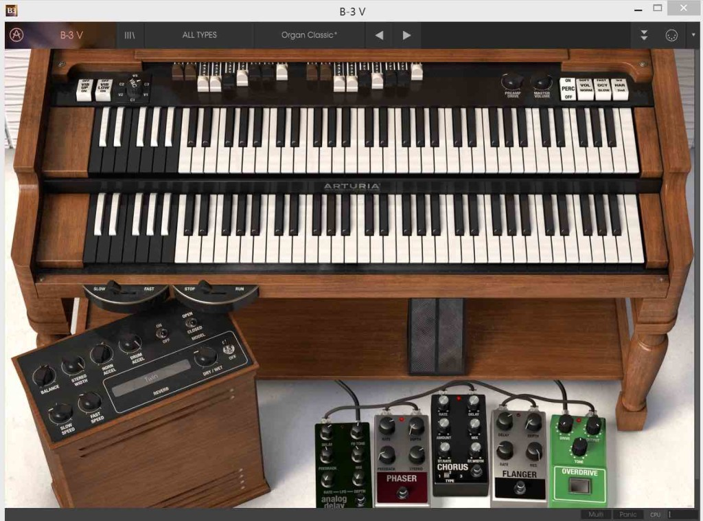 Arturia V-Collection 5 bundle virtual instrument synth