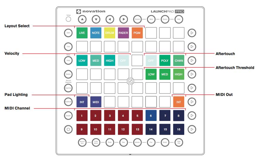 6 Layout e parametri editabili