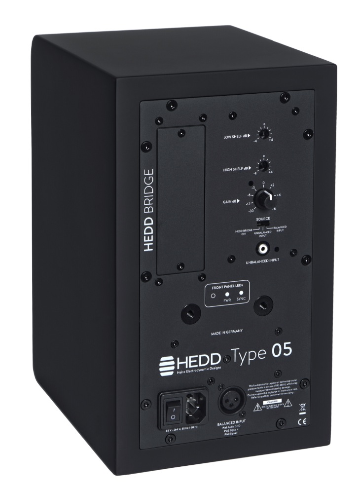 HEDD-Type05 monitor audio pro
