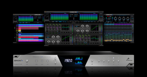antelope audio orion 32+ interfaccia audio convertitore