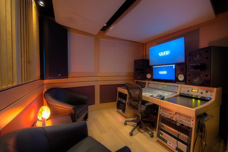 Il nuovissimo Studio Q3 progettato da Alessio e Ricky e ultimato lo scorso anno