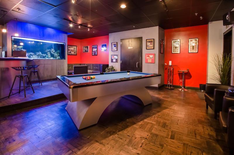 La nuova reception dei Quad Studios