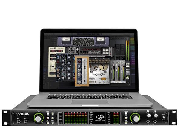 Universal Audio Apollo 8p x8p recensione opinioni recensioni review andrea scansani audiofader