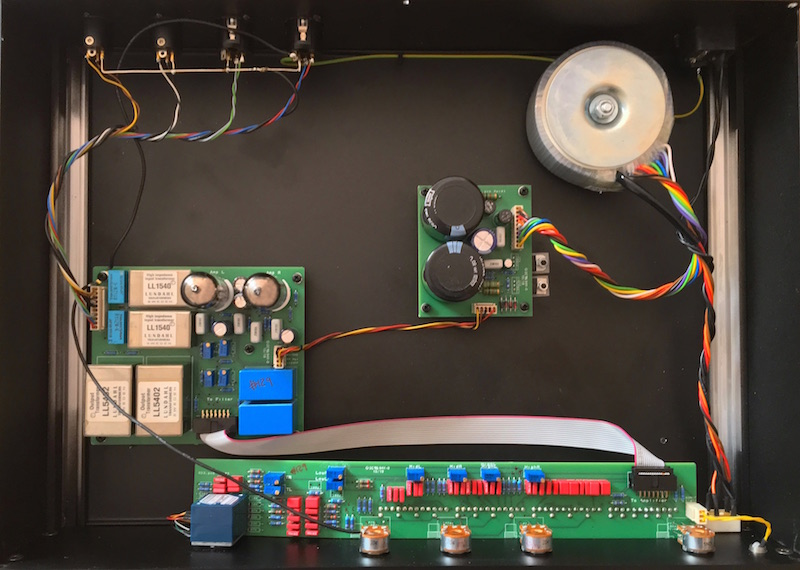 1.Circuiteria interna