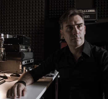 Igor in studio