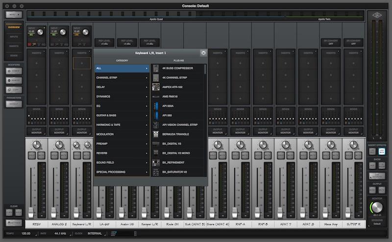 Universal Audio Apollo twin usb interfaccia audio UAD DSP Unison