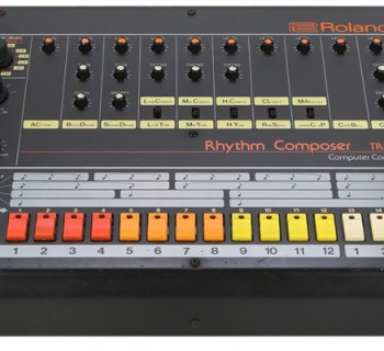 Apertura drum syntesis tr-808