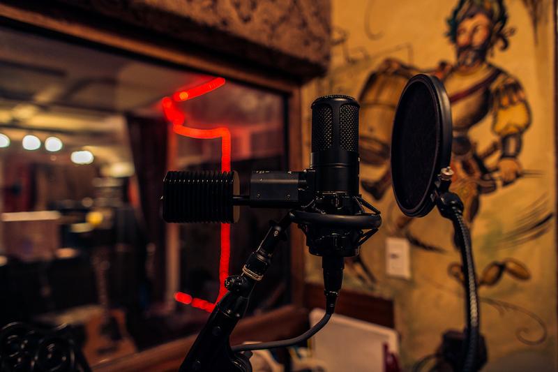 3 Il mic Sony G800C usato per le voci, compresa quella di Vasco Rossi. Ph Jako Giacomini