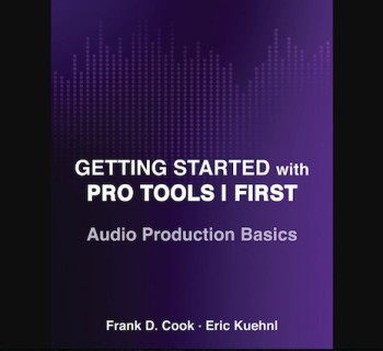 Apertura Getting Started with Pro Tools | First