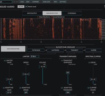 Apertura newfangled audio elevate