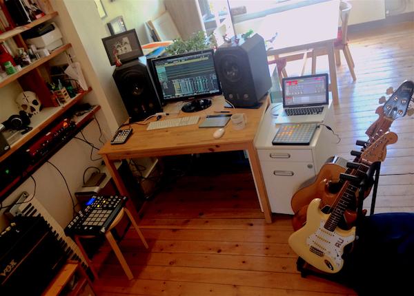 L'home studio Lady Lovely di Ru Catania