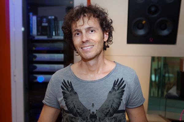 Simone Casadio Pirazzoli, studio owner