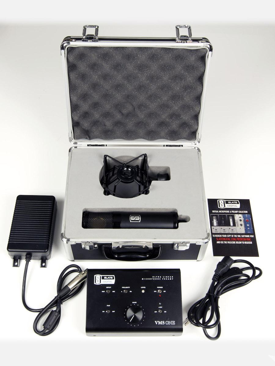 Test: Slate Digital VMS One, il microfono dalle molte personalità