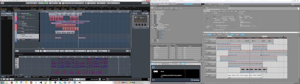 Game Connect 2, permette di esportare intere sezioni di un progetto musicale da Nuendo in Wwise, tra cui, tracce audio e Marker