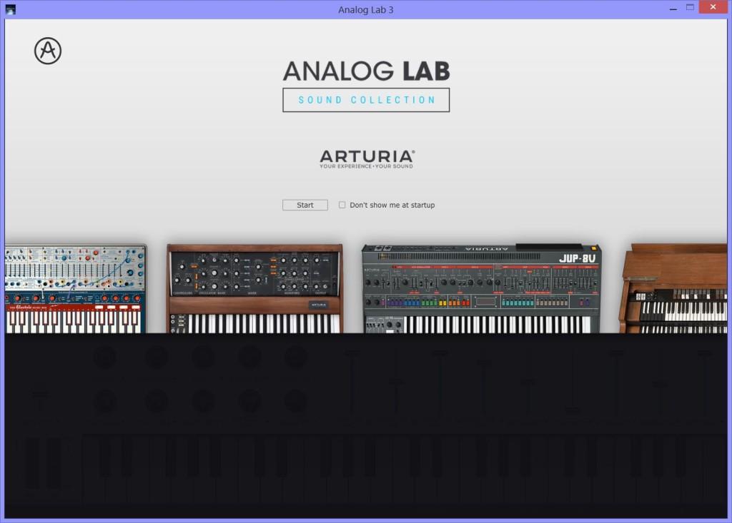 Analog Lab 01