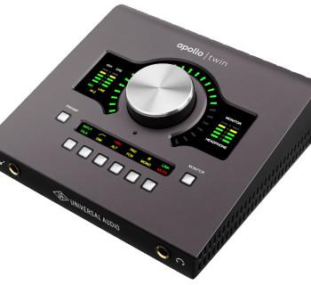 L'interfaccia Universal Audio Apollo Twin mkII