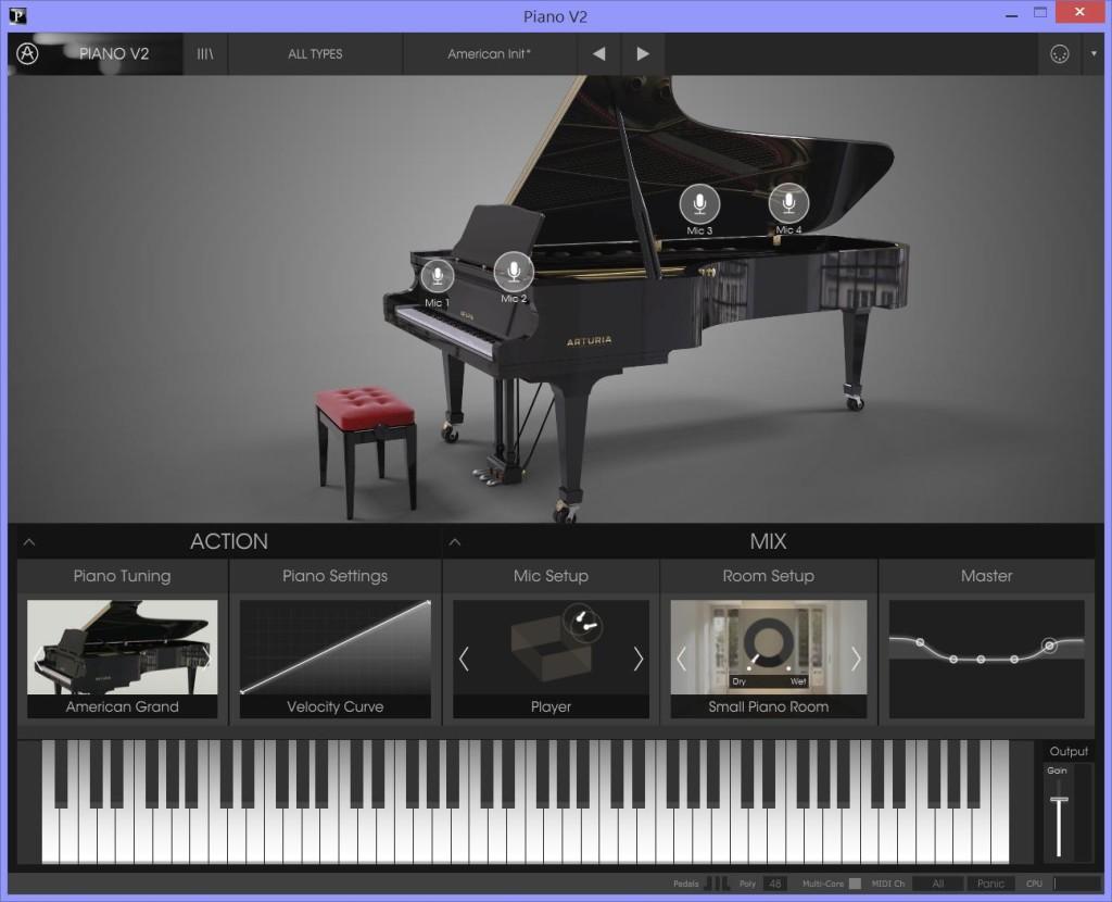 V Piano V 2.0