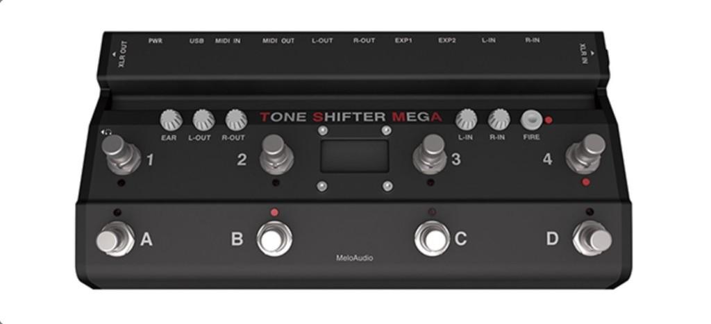 Apertura Melo Audio Tone Mega Shifter