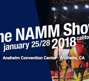 Apertura NAMM 2018 inverno generica