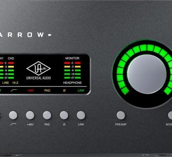 Apertura Universal Audio Arrow