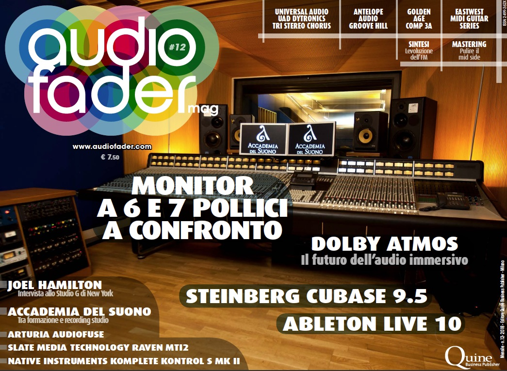 Audiofader #12