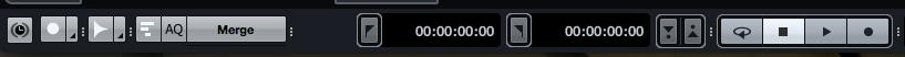 Una piccola ma importante miglioria a livello grafico ci permette di poter identificare la modalità MIDI Cycle Record Mode in uso