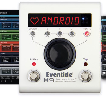 Apertura Eventide h9 android