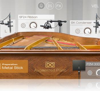Apertura UVI Augmented Piano