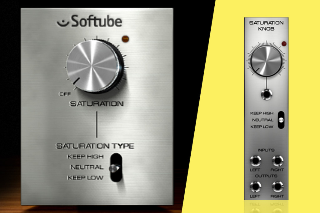 saturation-knob-plugin-module