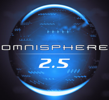 Spectrasonics Omnisphere 2.5 virtual synth sintetizzatore software instrument