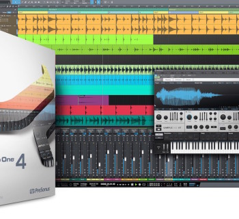 presonus studio one 4 profesional artist daw software virtual itb