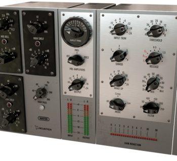 plugin virtual Acustica Audio Water