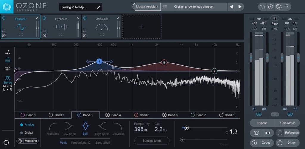 mastering software DAW